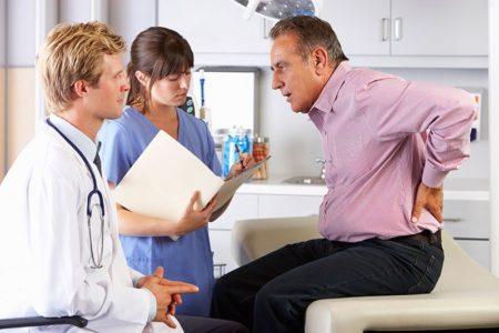 Диагностика при мочекаменной болезни