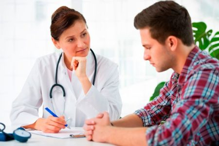 диагностика почечной колики