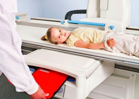 рентген у детей