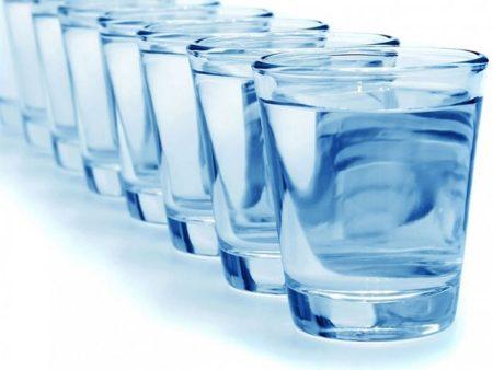 количество жидкости